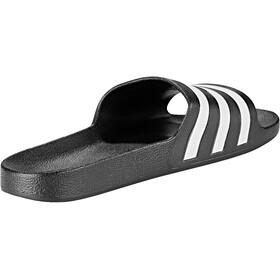 adidas Adilette Aqua Slides Heren, core black/ftwr white/core black